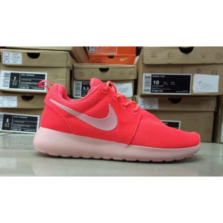 Nike Roshe Run 12 в наличии коралловые